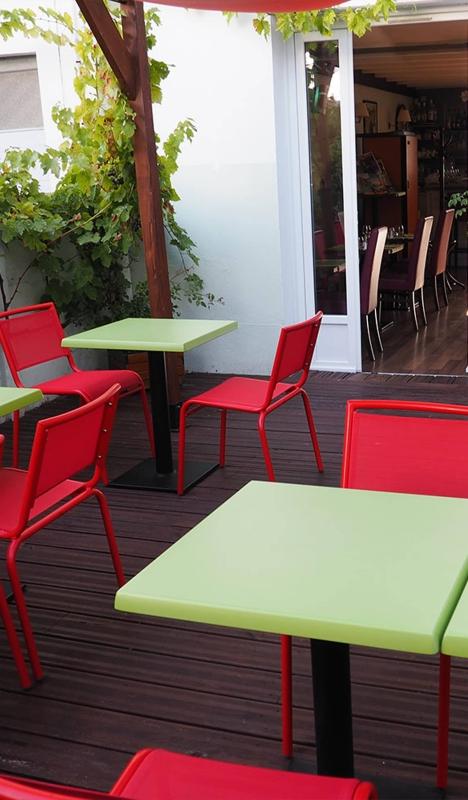 Le Restaurant - Restaurant JeM -  Saint-Nazaire